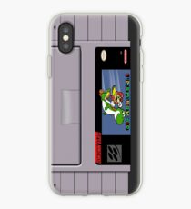 Super Mario World Cartridge Iphone Case iPhone-Hülle & Cover