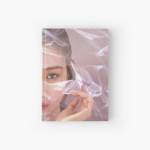 GIRLS GENERATION TIFFANY YOUNG OVER MY SKIN Hardcover Journal
