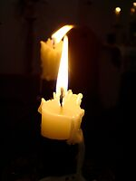 light one candle by Jan Stead JEMproductions