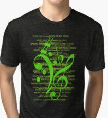 Music Tri-blend T-Shirt
