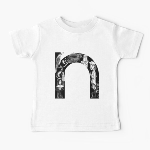 The letter n Baby T-Shirt
