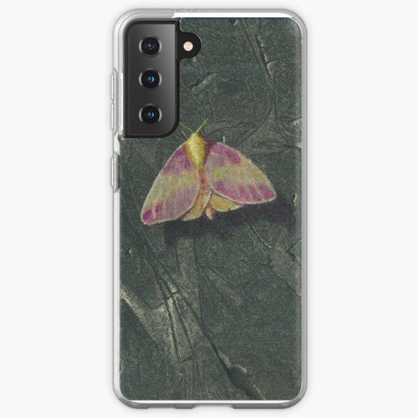 Rosy Maple Moth Samsung Galaxy Soft Case