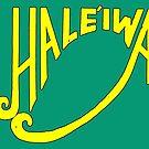 Haleiwa by northshoresign