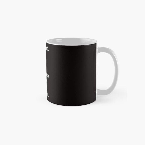 Existentialist 2 Classic Mug
