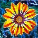 Mystical Marigold by Lynne Morris