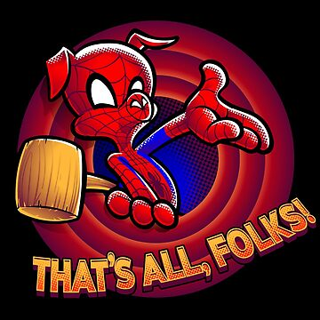 That's All, Spider-Folks! by harebrained
