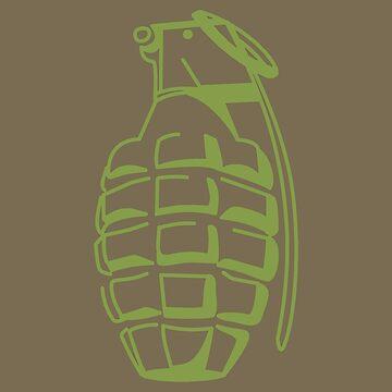 Grenade by WiltWilde