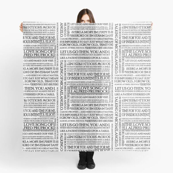 The Love Song of J. Alfred Prufrock Scarf