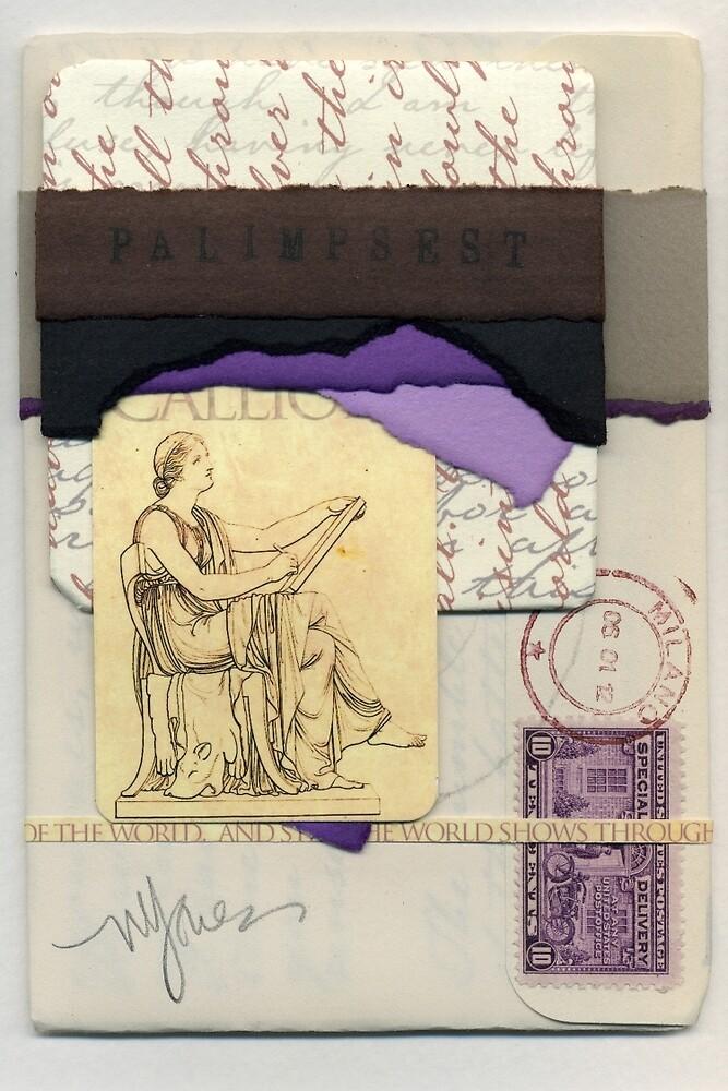 Palimpsest by Michael Douglas Jones