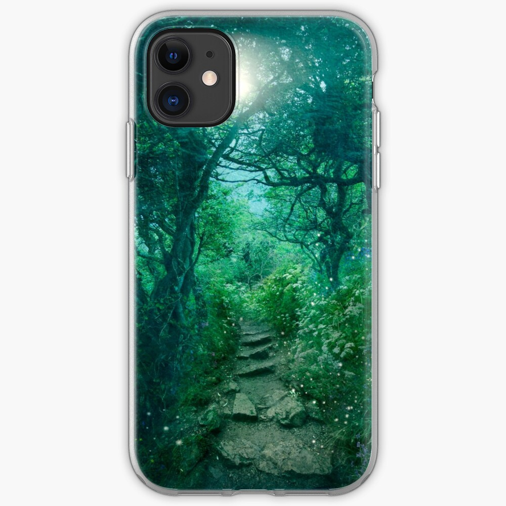 The Secret Path iPhone Case & Cover