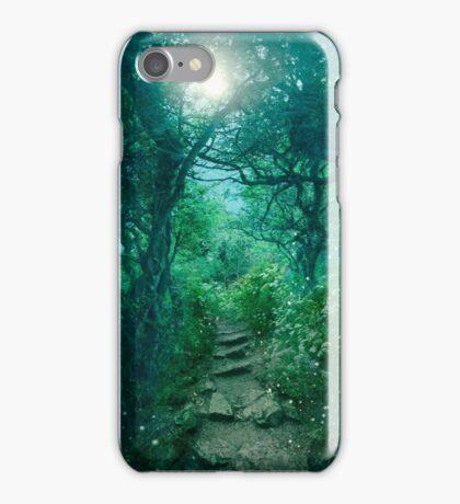 The Secret Path iPhone Case/Skin