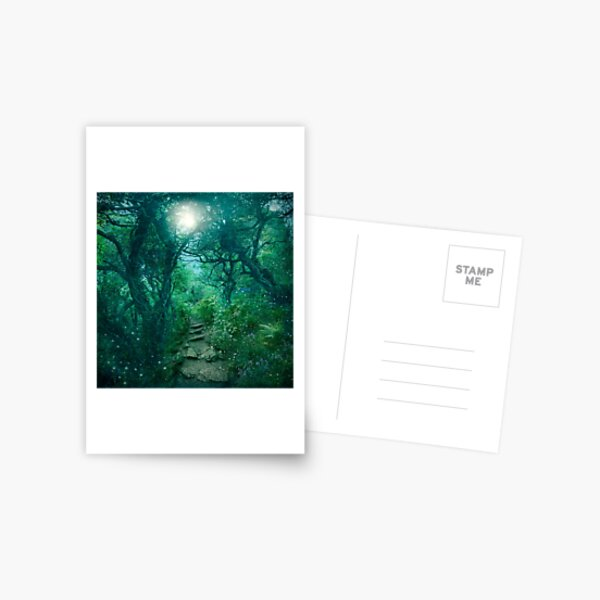 The Secret Path Postcard