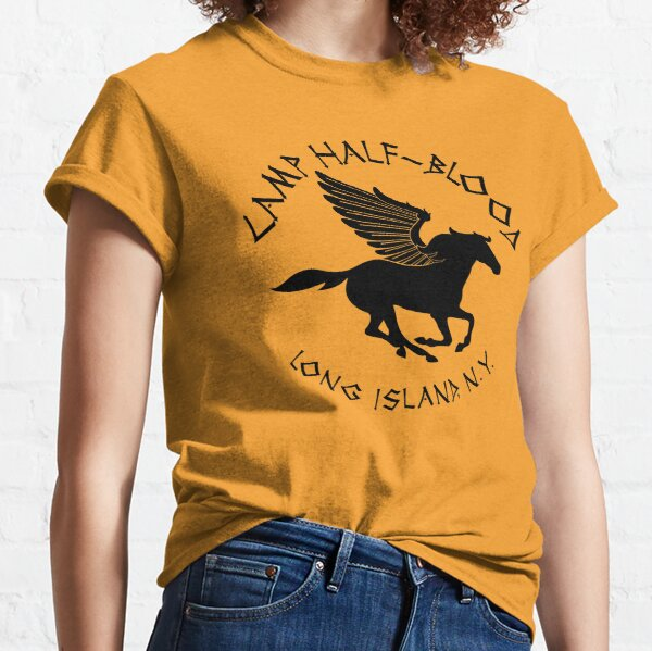 Camp Demi Sang T-shirt classique