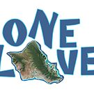 Oahu One Love by northshoresign