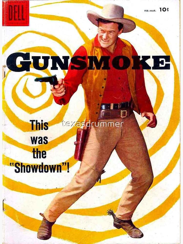 Gunsmoke by texasdrummer
