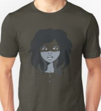 Crying her eyes out Unisex T-Shirt