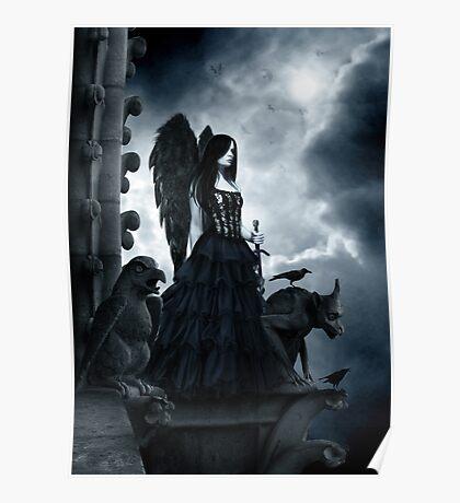 The Valkyrie's Vigil Poster