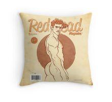 Redhead - Pillow/Bag Throw Pillow