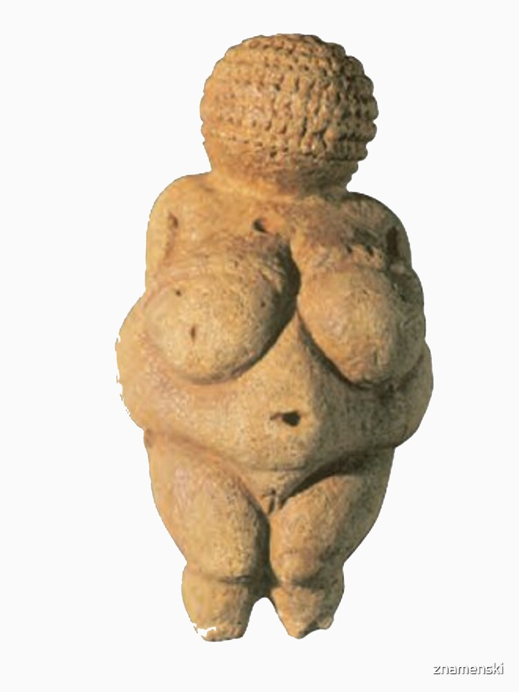#Venus of #Willendorf #artifact sculpture art figurine statue humanbody #VenusofWillendorf by znamenski