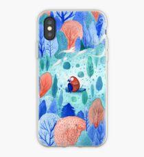 Vinilo o funda para iPhone El bosque