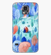 Der Wald Hülle & Skin für Samsung Galaxy