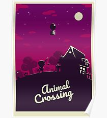Animal Crossing Poster