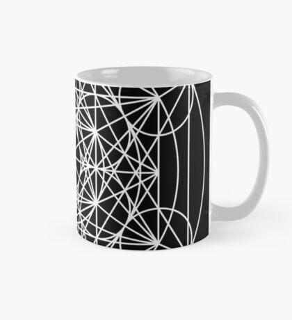 Metatron's Cube Expanded 002 Mug