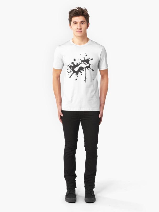 Alternate view of kick Slim Fit T-Shirt