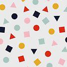 Mustergrafik und geometrisch von yellowdust