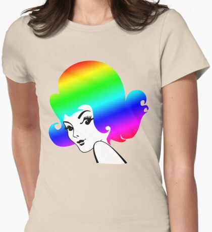 Rainbow Head T-Shirt