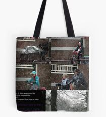 Time to sing along............. Tote Bag