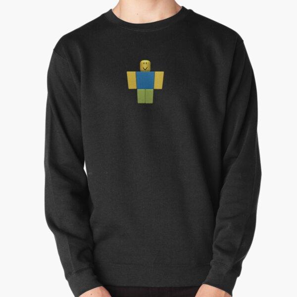 roblox noob Pullover Sweatshirt