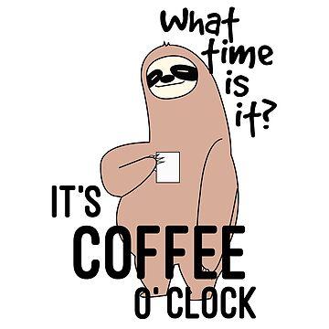 Coffee O'Clock by themd-haendler