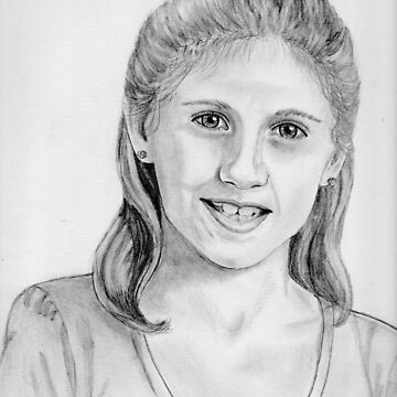 Portrait of Gabbi by deegan