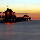 The Naples Florida Pier, Florida 2009 by Jason Pepe