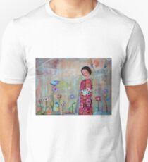 Women in the Garden  Unisex T-Shirt