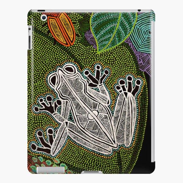Rana aborigen I / Rana Aborigen I Funda rígida para iPad