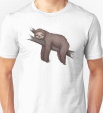 Sleepy Sloth Unisex T-Shirt