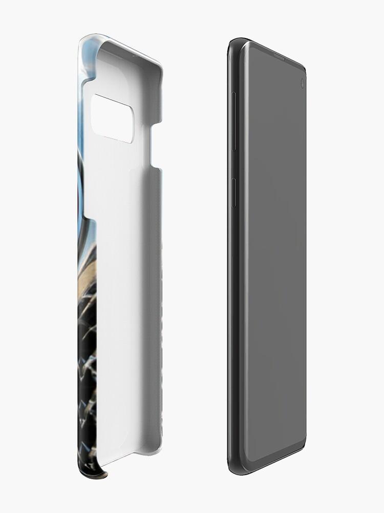 Alternative Ansicht von Kenworth-Embleme Hülle & Klebefolie für Samsung Galaxy