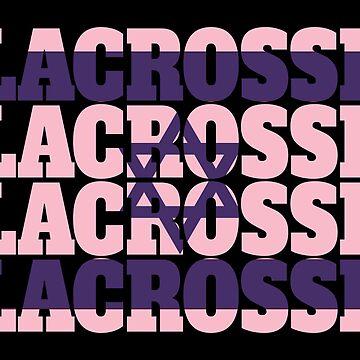 Lacrosse Israel Israelis Lacrosse by SportsT-Shirts