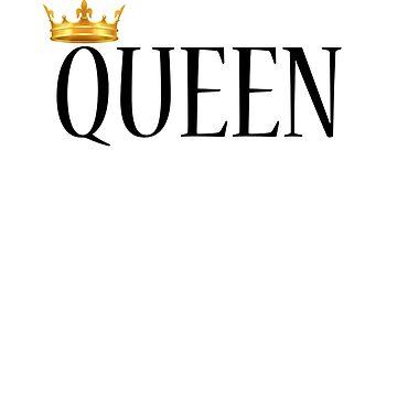 Queen by classydesignz