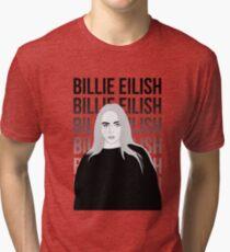 Billie Eilish 4 Tri-blend T-Shirt