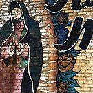 Virgin De Guadalupe - Pomona Arts Colony by chrissylong
