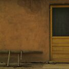 Adobe at Taos New Mexico by chrissylong