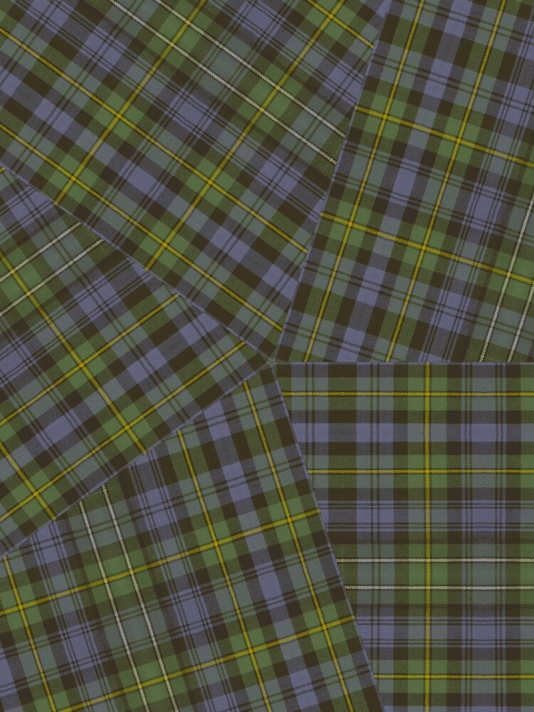 Campbell of Argyll (Ancient Tartan) by tartans