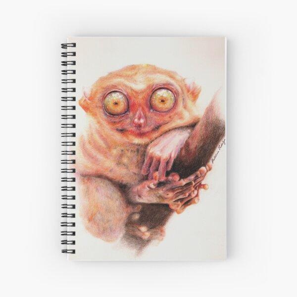 Tarsier Spiral Notebook