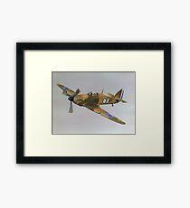 Hawker Hurricane - WWII Fighter Plane Framed Print