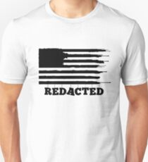 State of Secrecy (Redacted Version) Unisex T-Shirt