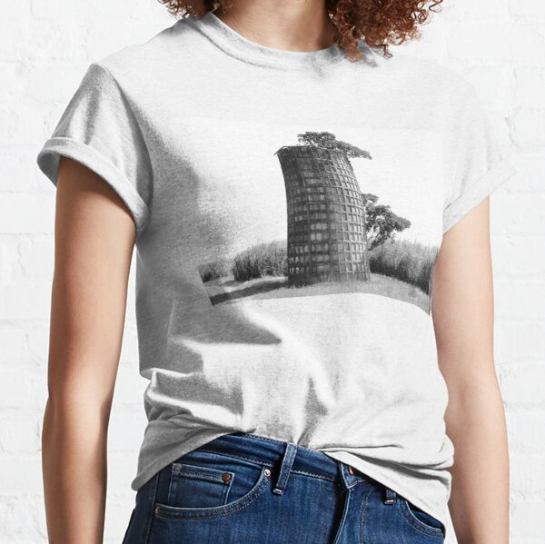Dimpled Silo Classic T-Shirt