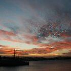Habour Sunset von A1000WORDS